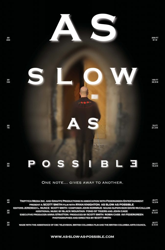 As Slow As Possible